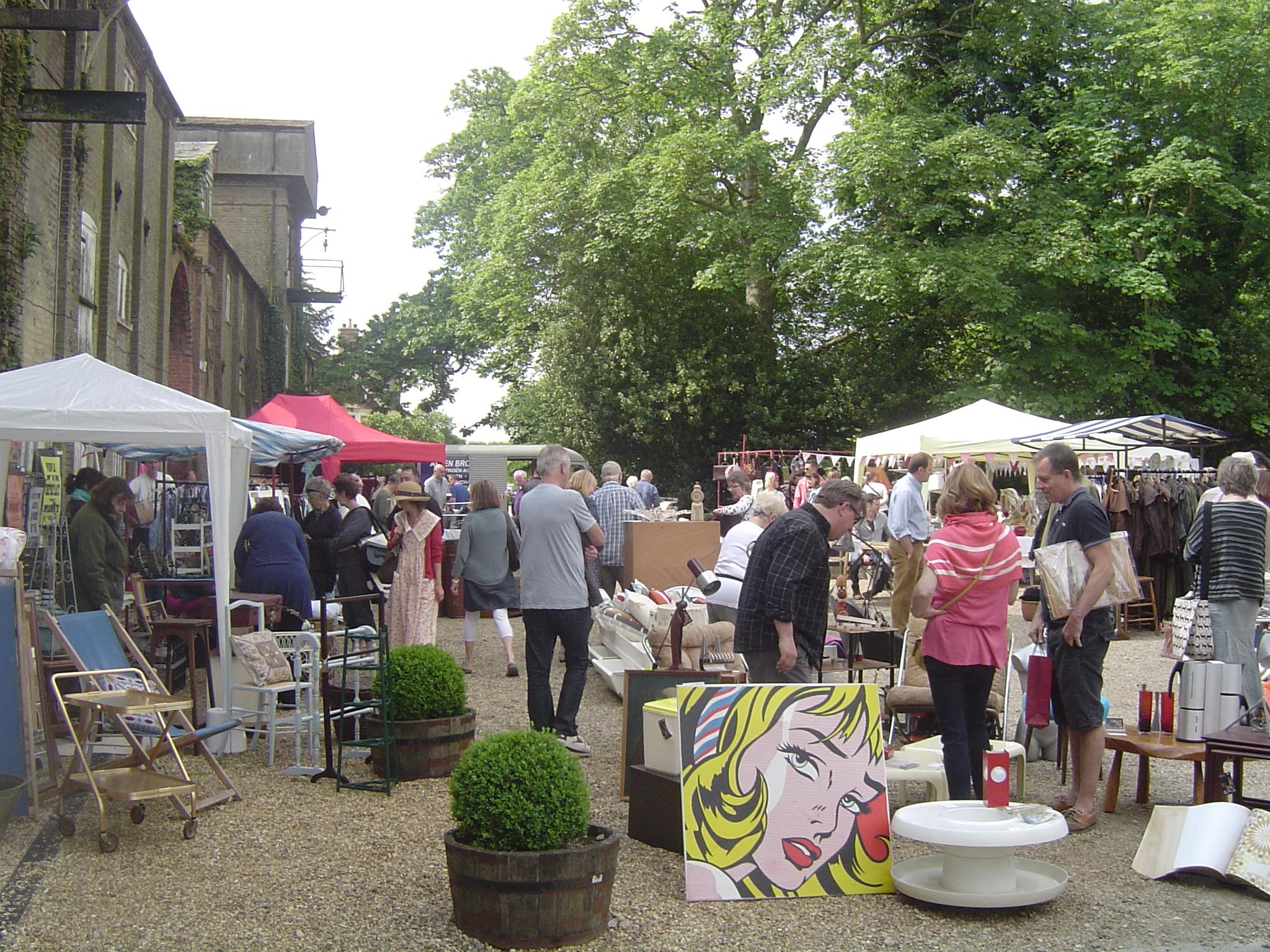 Snape Vintage Market