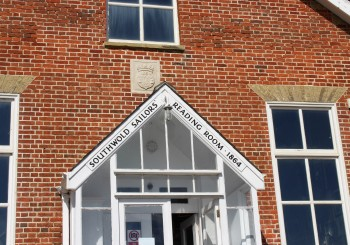 Exterior of Southwold Sailors' Reading Room