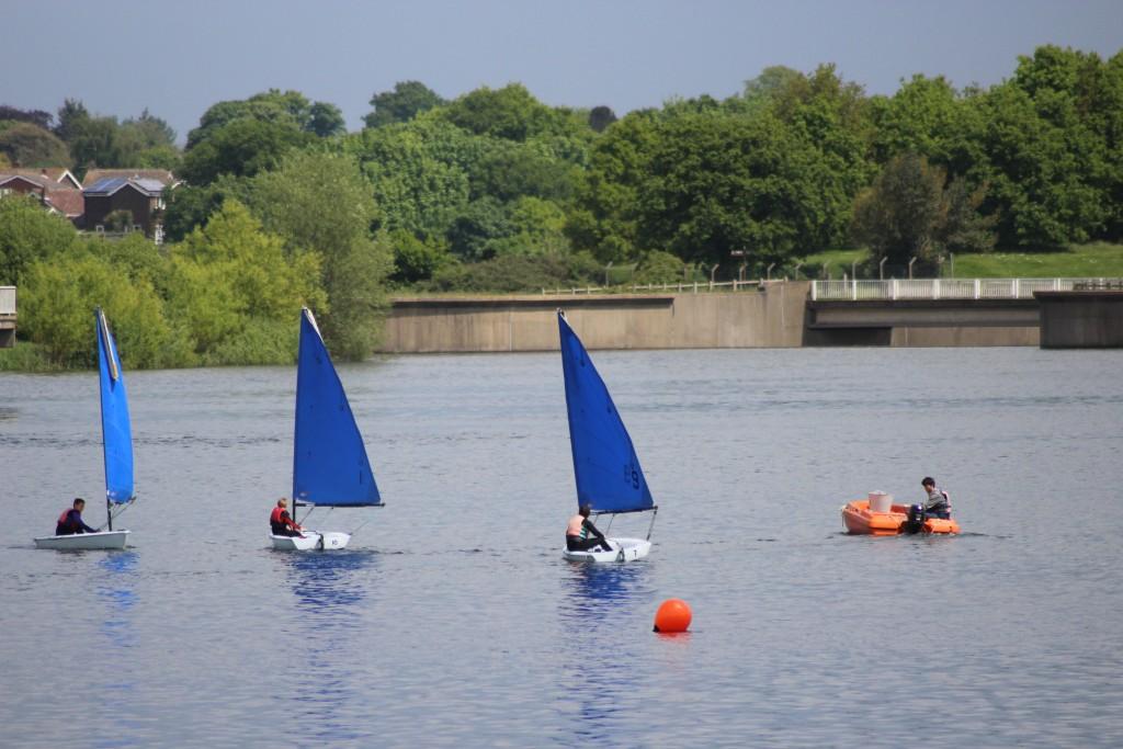 Sailing Centre at Alton Water