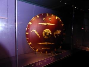 Sutton Hoo exhibit