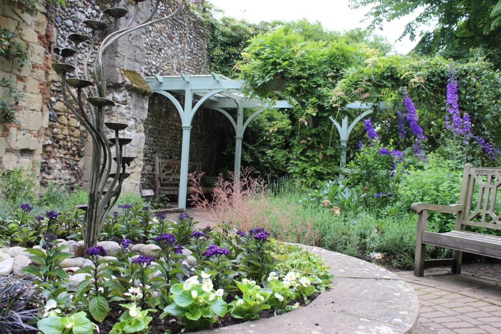 Sensory Garden, Abbey Gardens