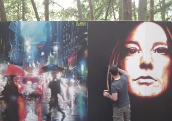 Artist at Latitude Festival