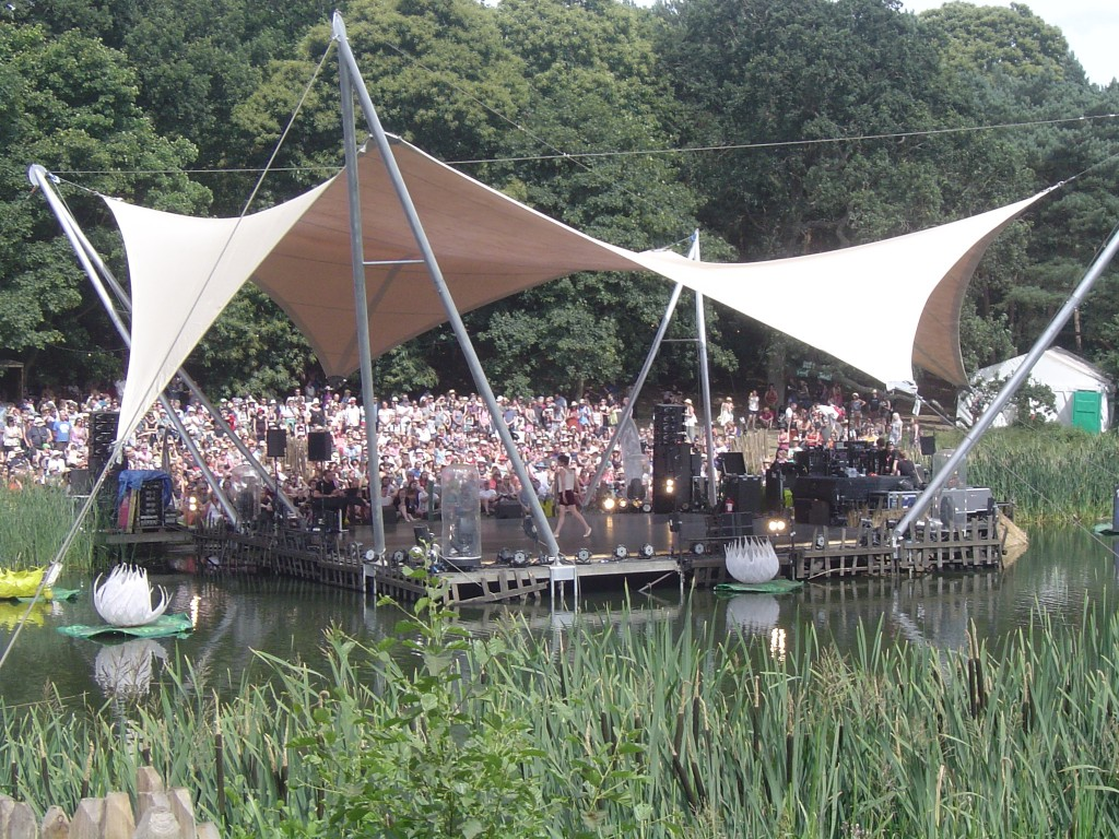 Waterfront Stage Latitude Festival