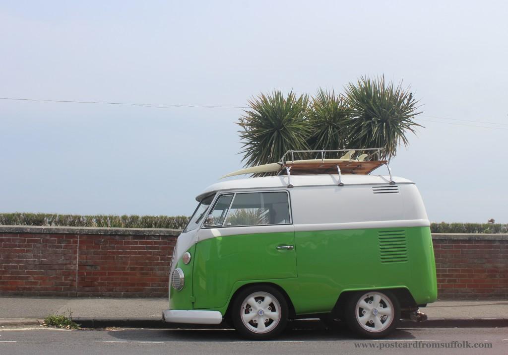 Suffolk Camper Van