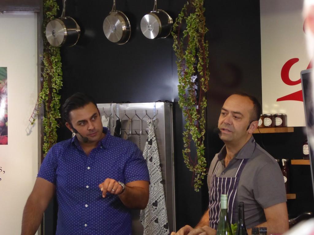 Jose Pizarro & Dhruv Baker