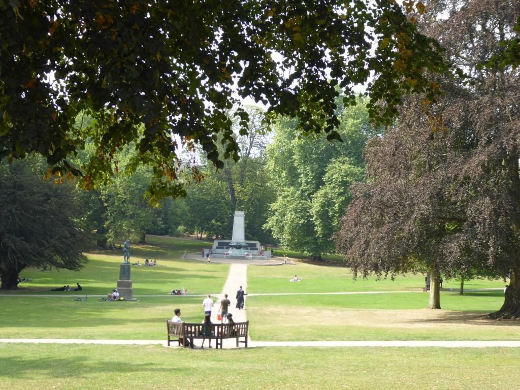 Christchurch Park Ipswich Cenotaph