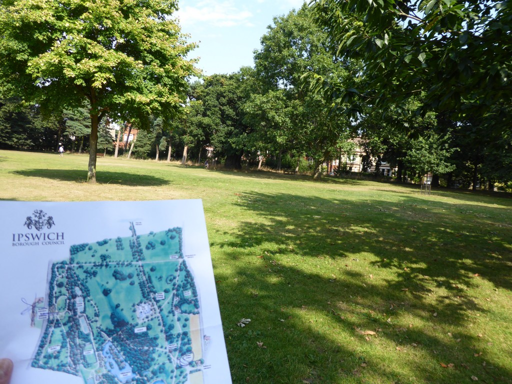 Christchurch Park Ipswich