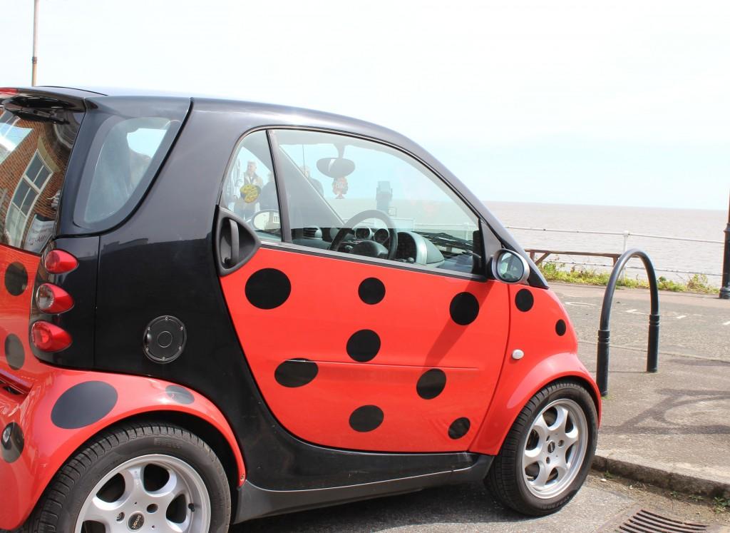 Ladybird Car