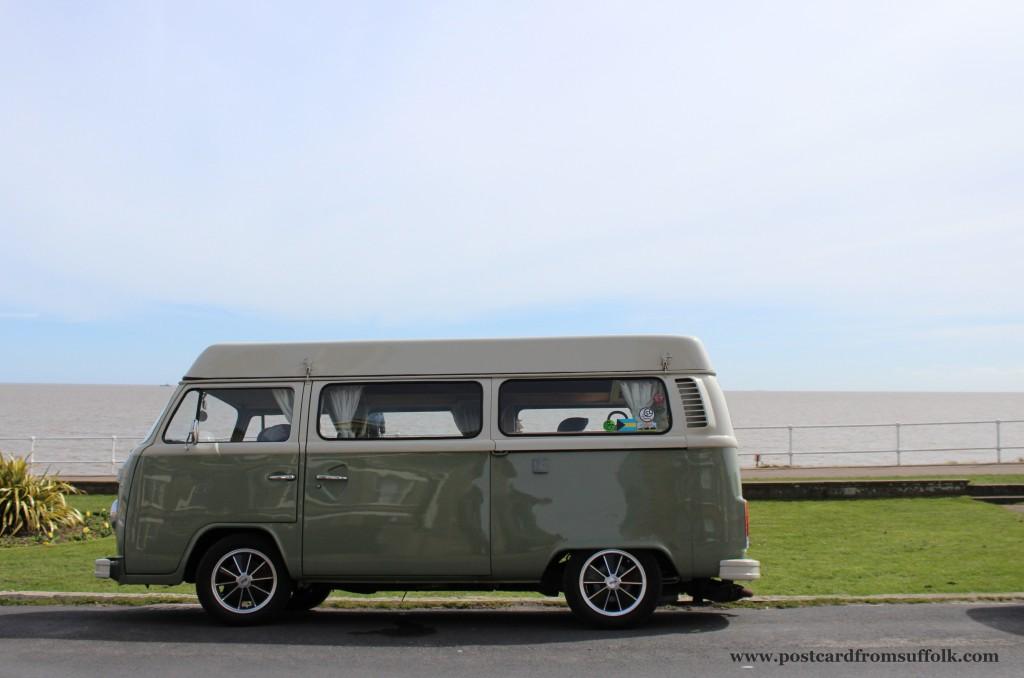 Camper Van Suffolk