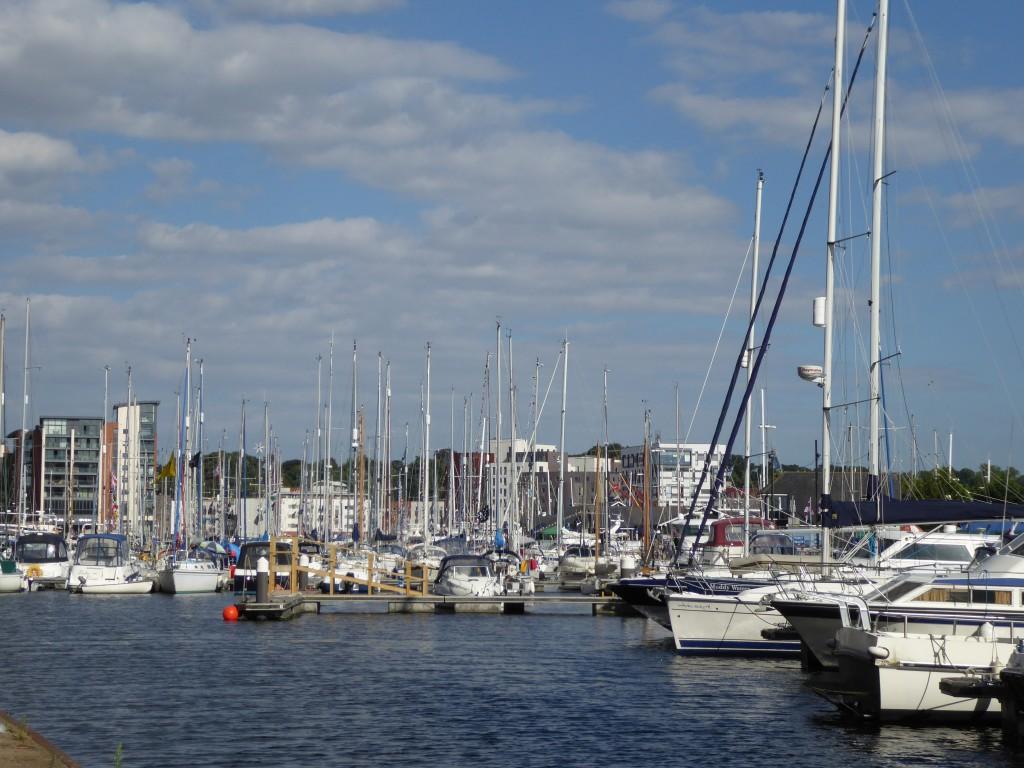 suffolk days out Ipswich Waterfront