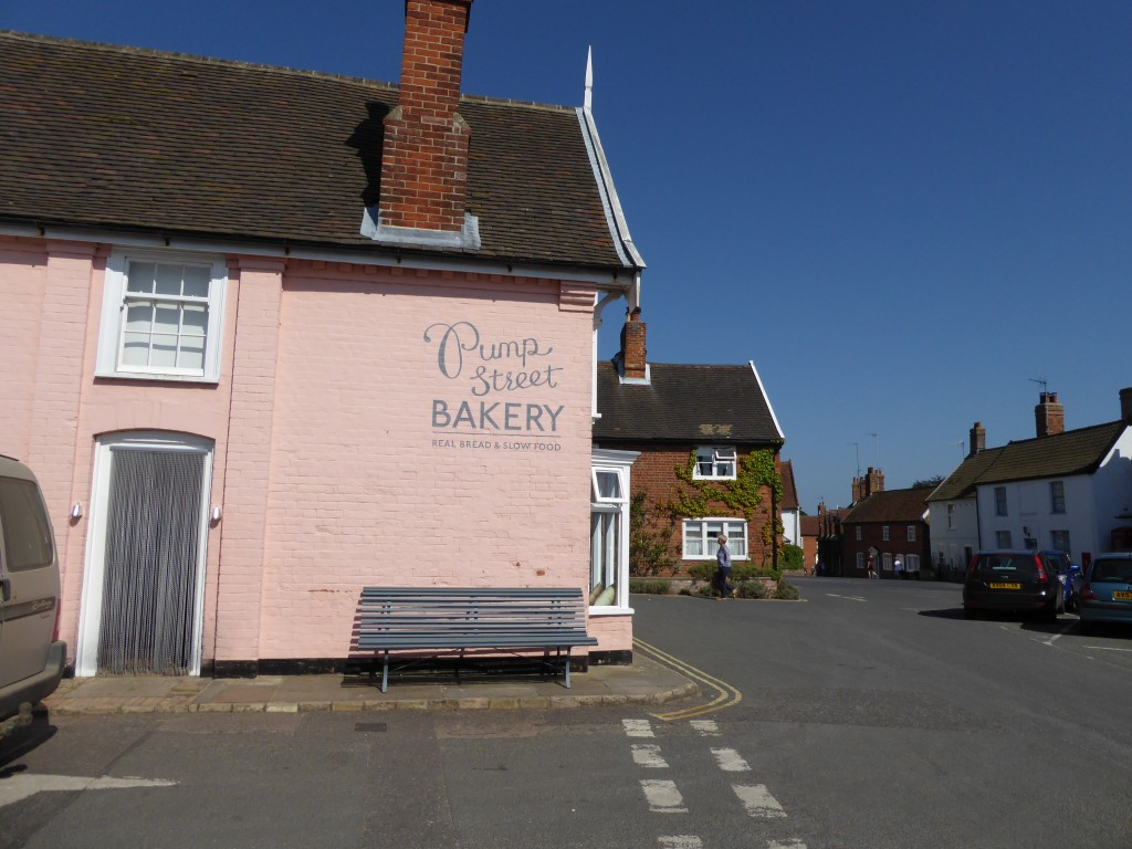 Pump Street Bakery Orford