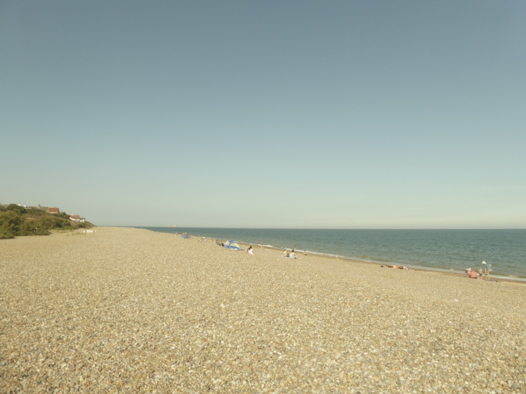 Thorpeness Beach