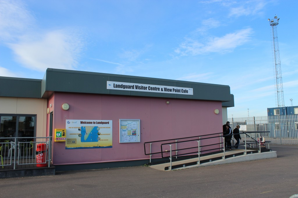 Landguard Visitor Centre and View Point Cafe