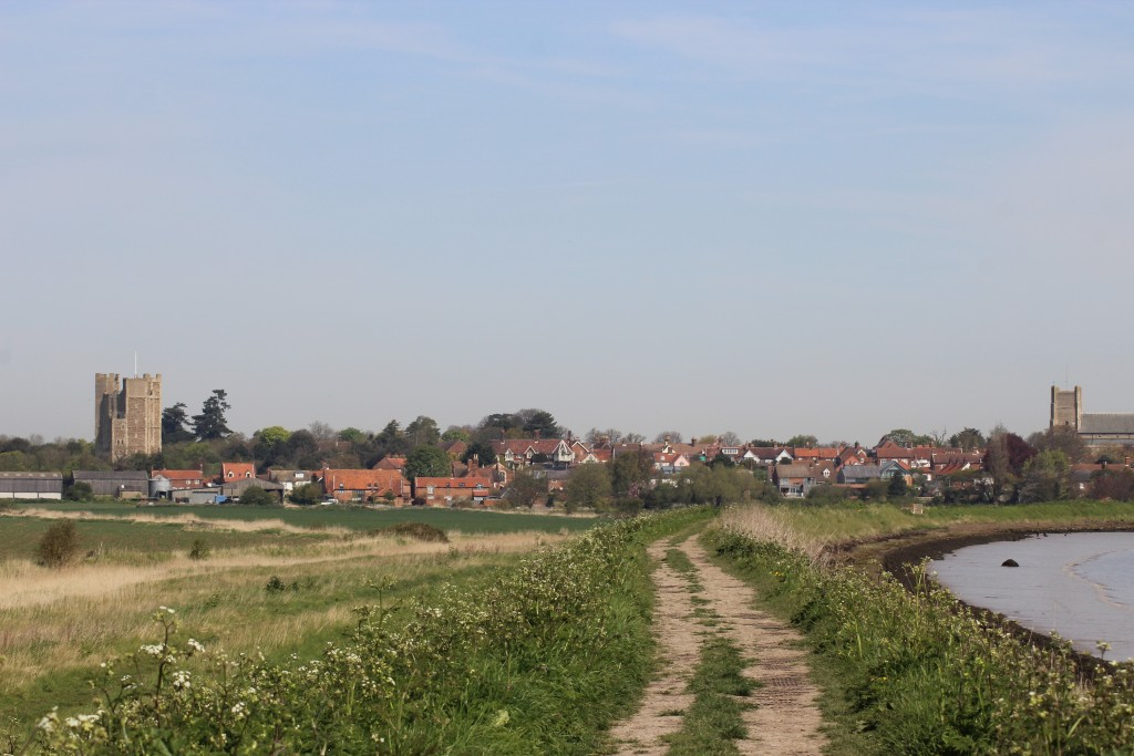 Orford walk
