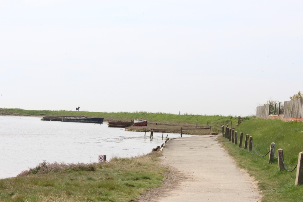 Discover Orford on foot