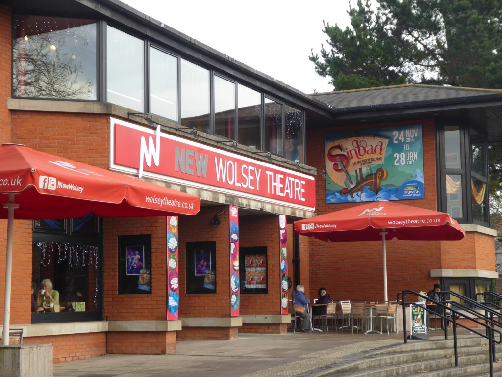 New Wolsey Ipswich