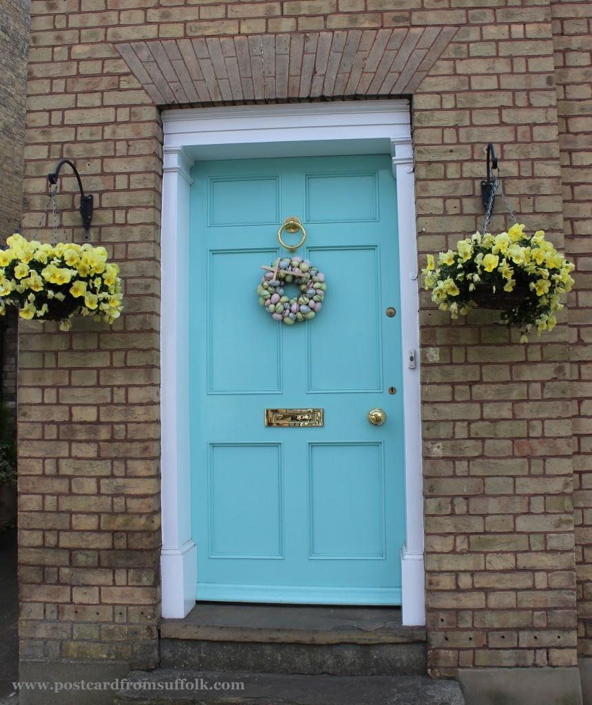 Suffolk door