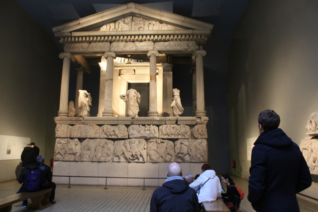Nereid Monument British Museum