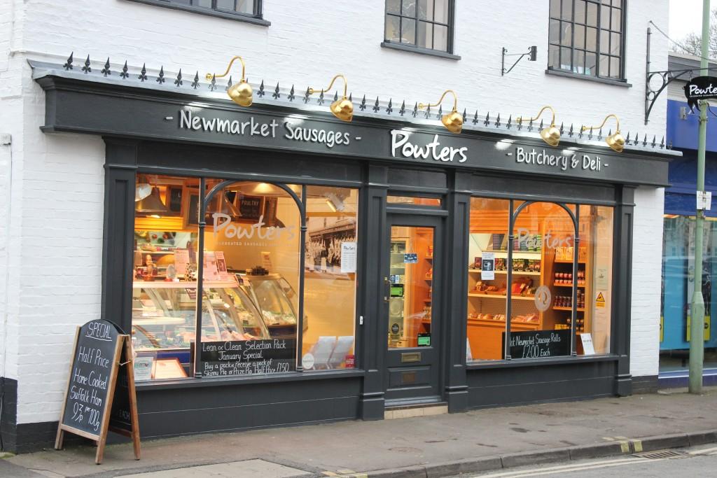 Powters Newmarket