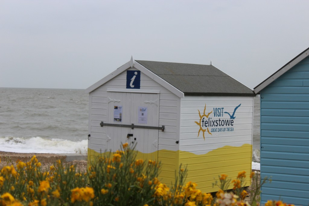 suffolk days out Felixstowe Tourist Information Centre