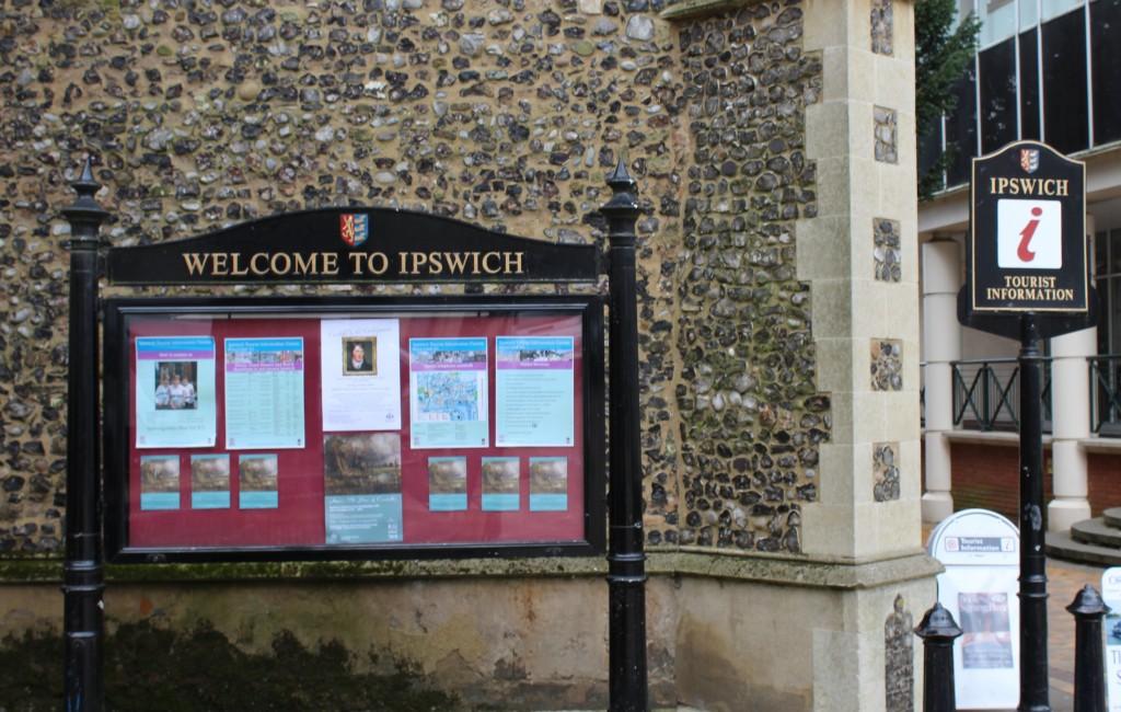 Ipswich Tourist Information Centre