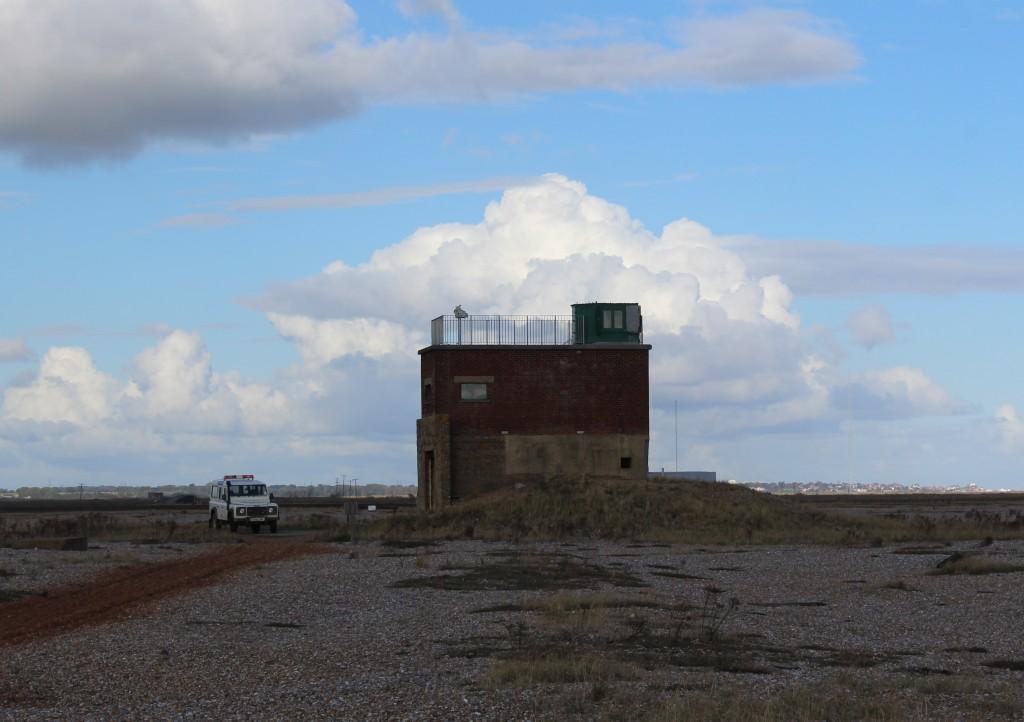 Bomb ballistics building Orford Ness