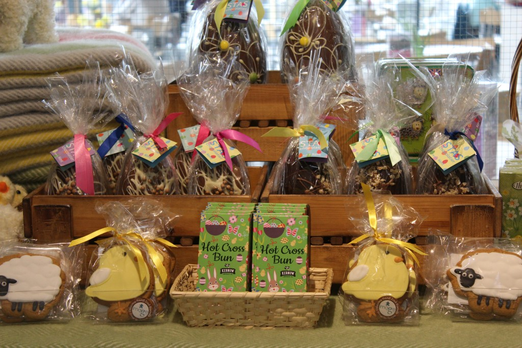 Easter Treats Sutton Hoo gift shop