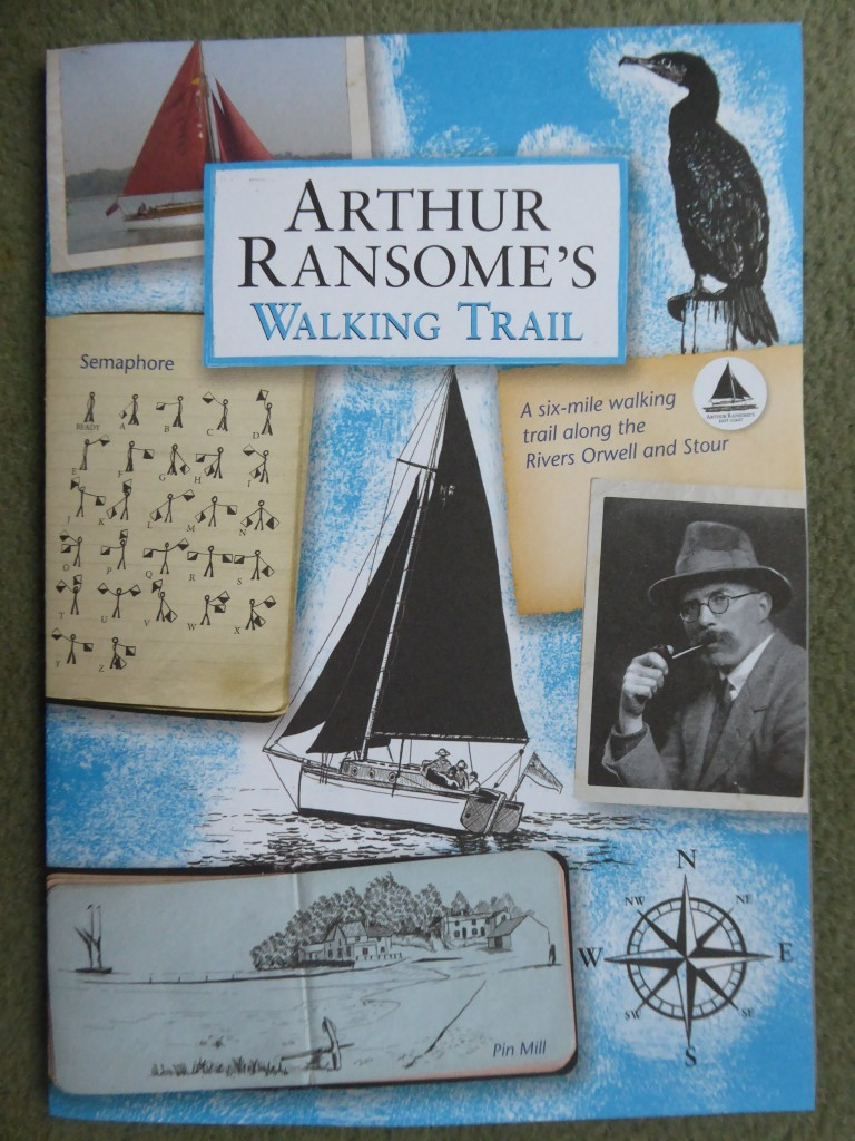 Arthur Ransome's Walking Trail