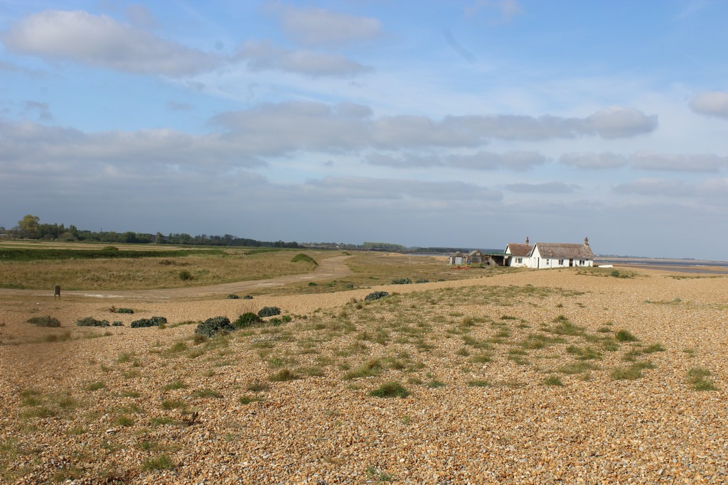 Shingle Street Suffolk