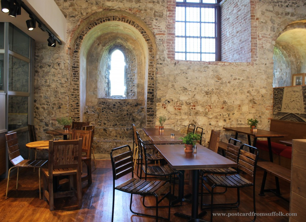 Framlingham Castle Cafe