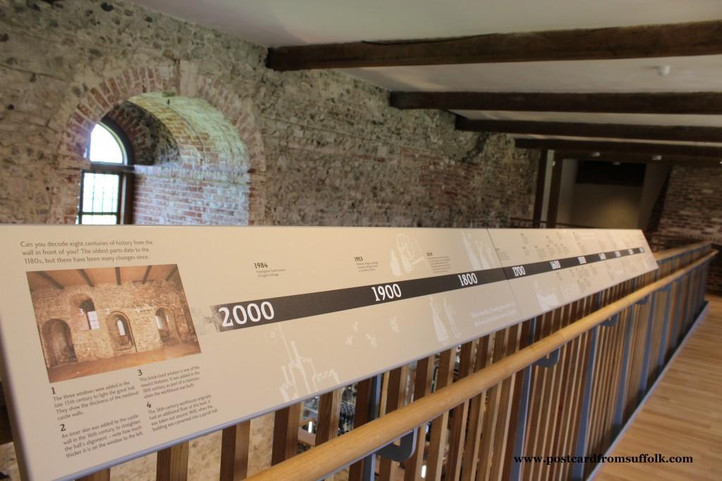 Framlingham Castle Timeline