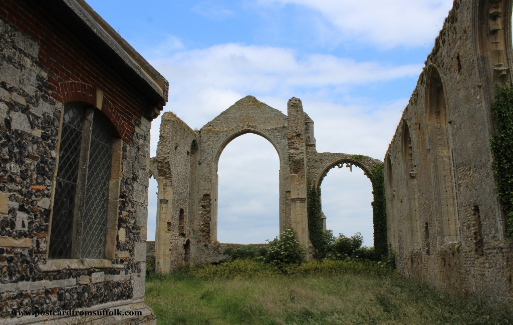 St Andrews Church Covehithe