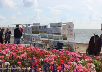Art on the Prom