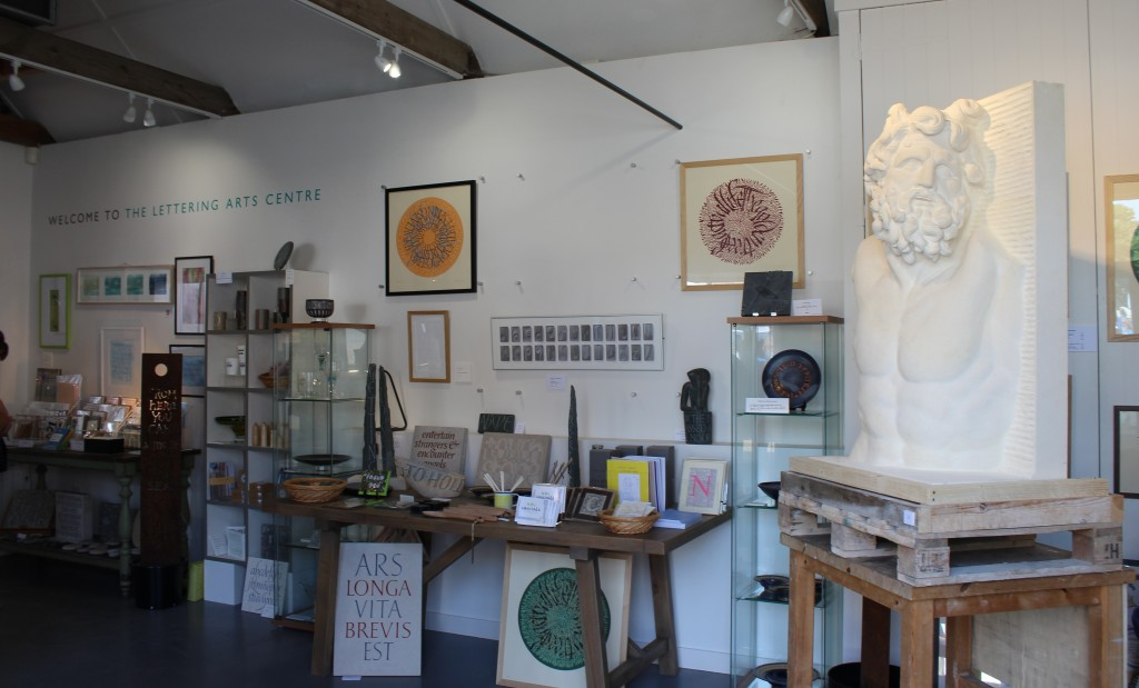 lettering arts centre