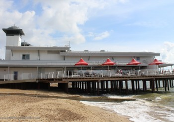 Why Felixstowe Pier is a Great Place for Some 'Time Out'!