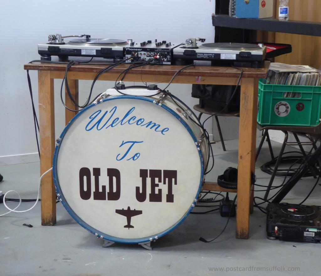 Old Jet Market