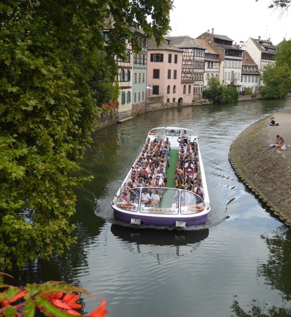 river boat trip strasbourg