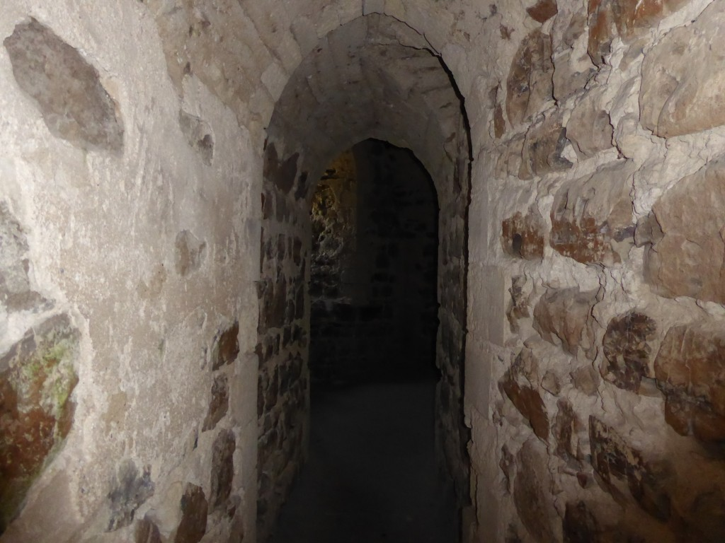 inside orford castle