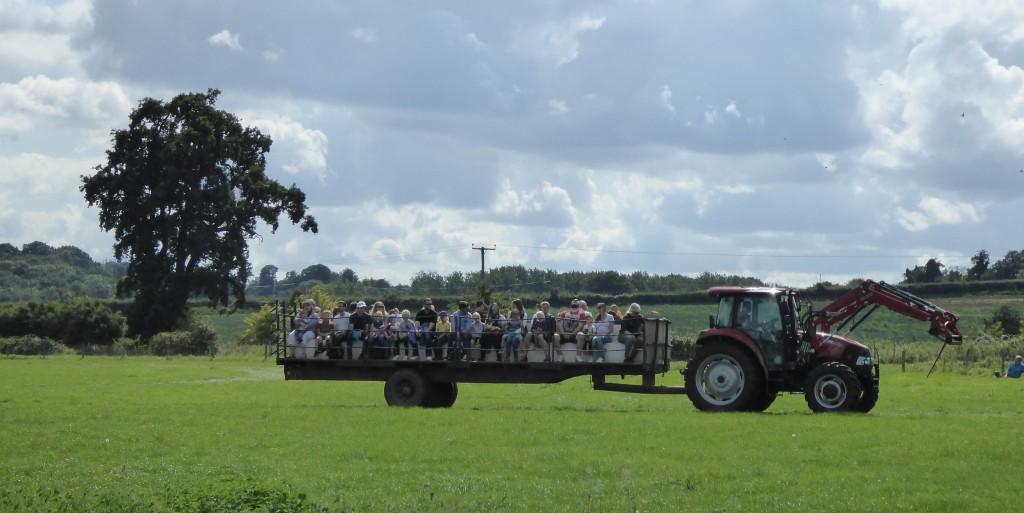 tractor fair suffolk food hall