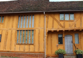 A Look Around Little Hall in Lavenham