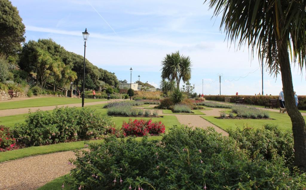 felixstow seafront gardens