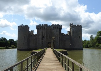 A Visit to Bodiam Castle
