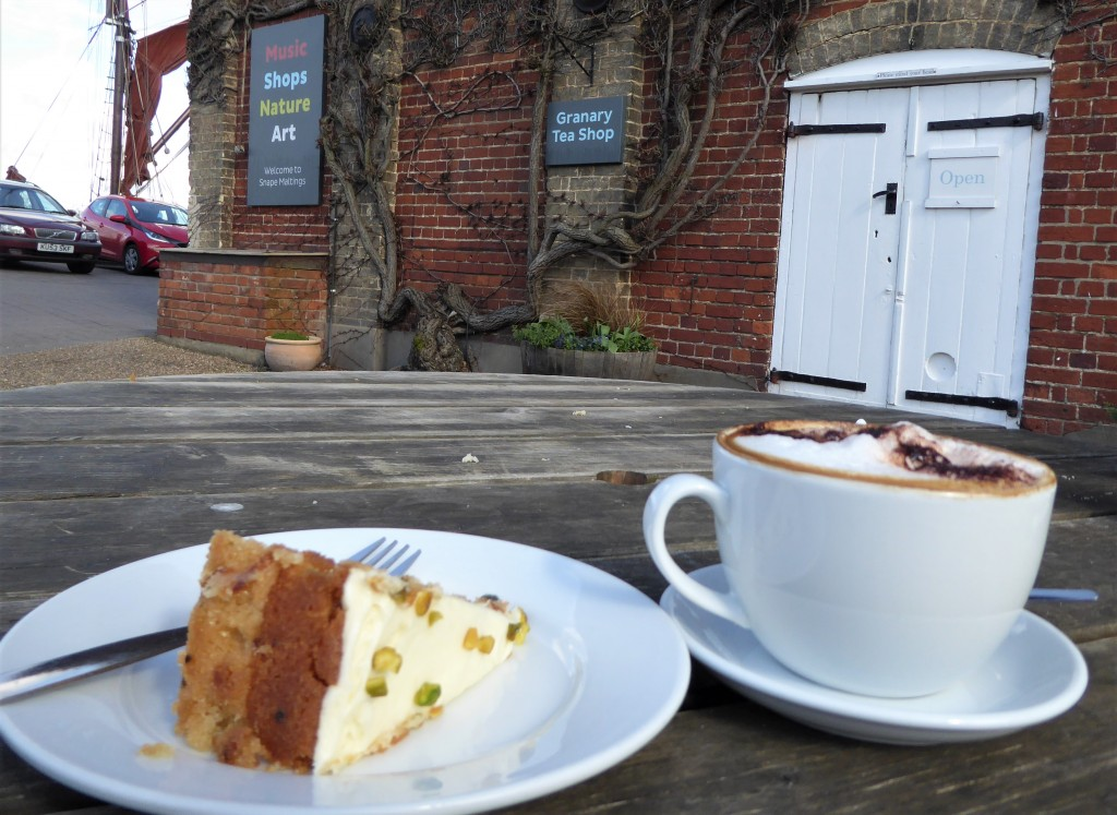 days out exploring snape maltings granary tea shop suffolk