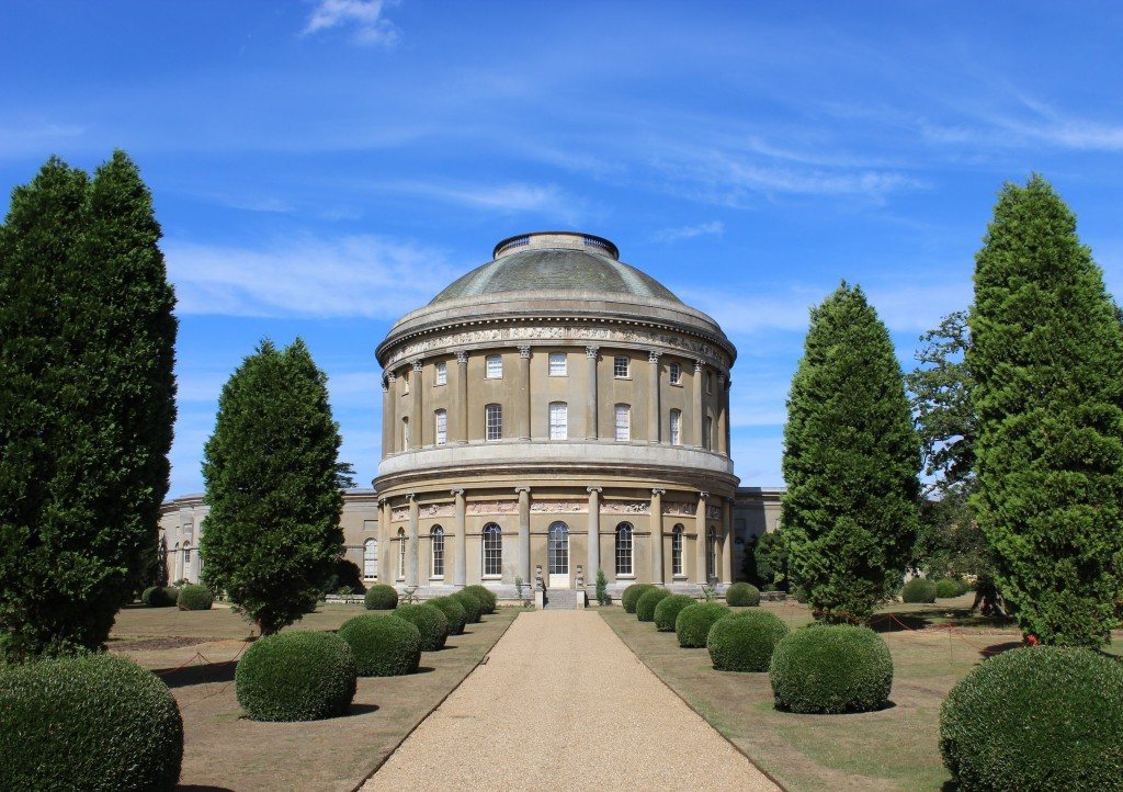 days out Ickworth House suffolk