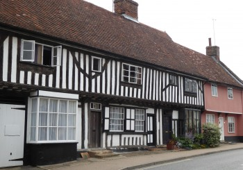 Tudor house Debenham Suffolk