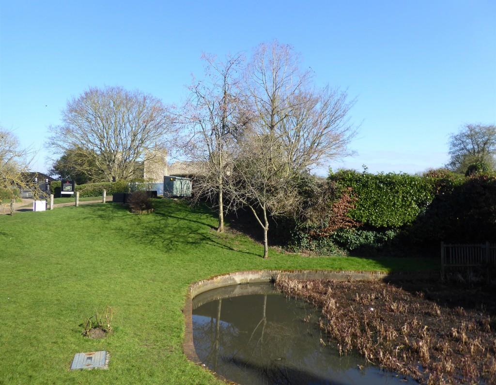 the Ducking Pond Framlingham