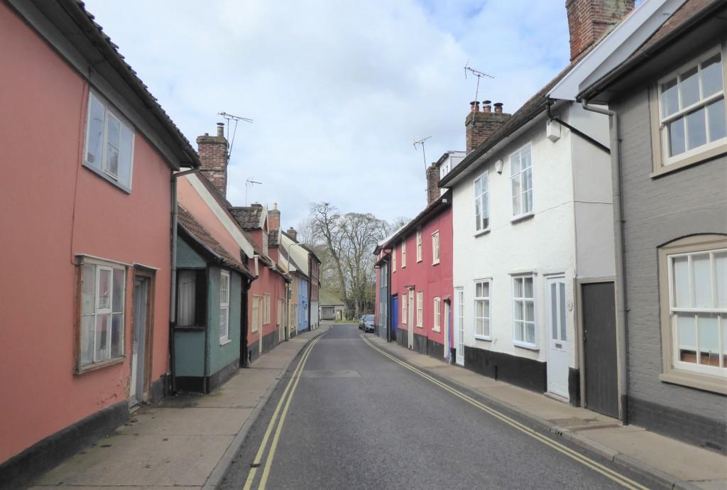 Castle Street Framlingham