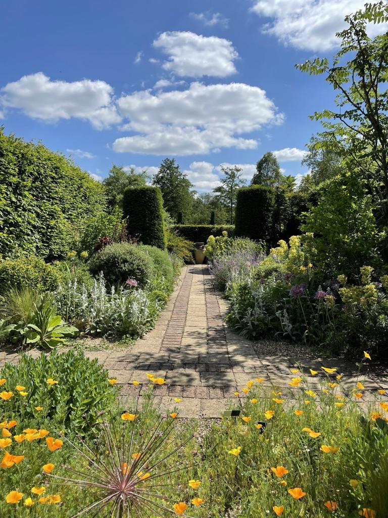 Cambrige University Botanic Garden
