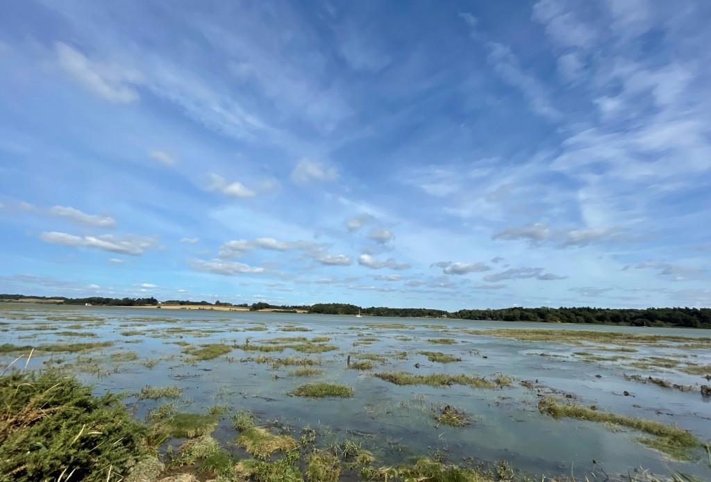 River Deben at Waldringfield